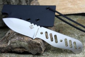 RN9462 Ranger Knives Silver Skeleton