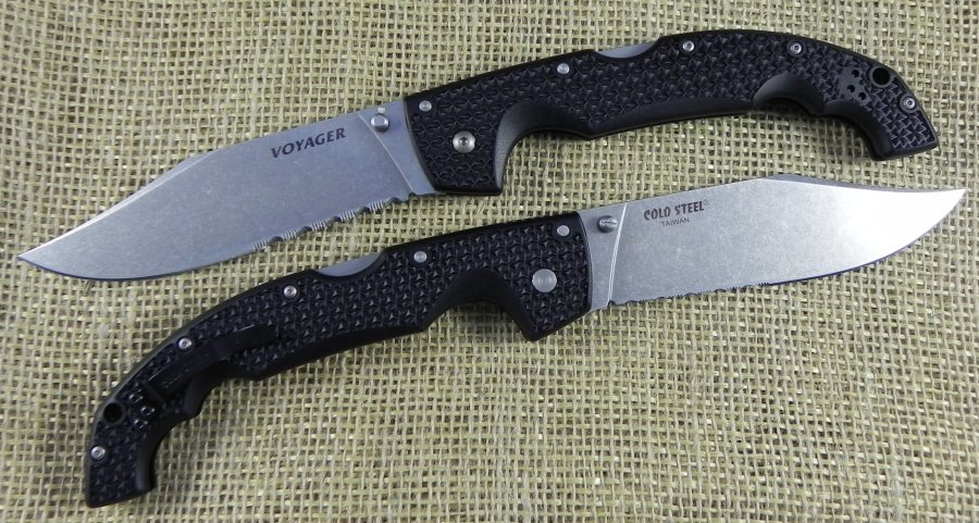 Cs29txch Cold Steel Voyager Nože Nůž