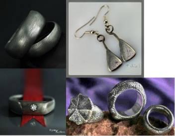 Povídání o damaškové a vrstvené oceli - část I. - Nože Nůž