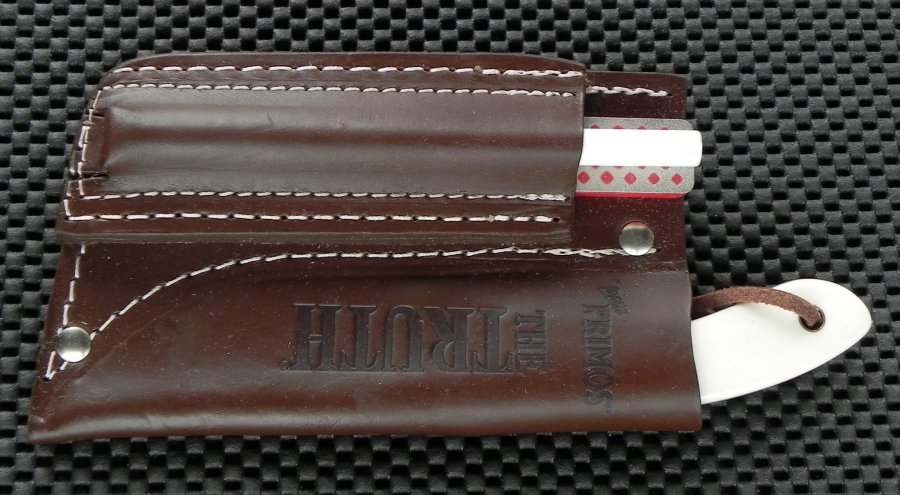 Scprim2 Schrade Primos The Truth Skinner Fixed Blade Knife