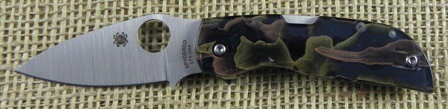 SC152RNP Spyderco Chaparral Raffir Noble Spyderco Nože Nůž