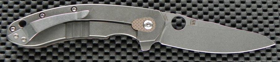 SC156GPBN Spyderco Southard Folder Plain Spyderco Nože Nůž