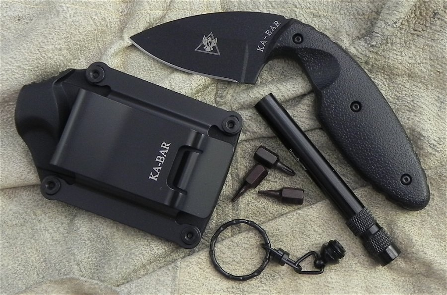 KA1480 KABAR TDI LAW ENFORCEMENT KNIFE