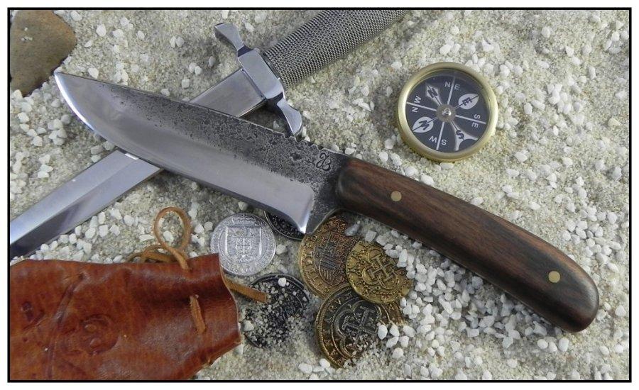 Test zavíracích nožů